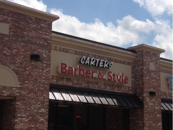 Carter's Barber & Style. Corner of HWY 51 and Yandell