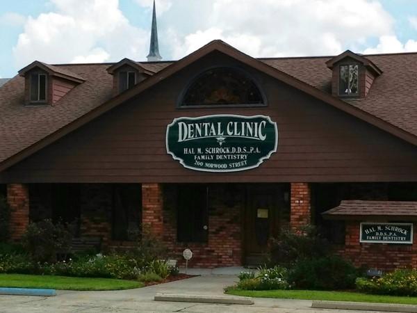 Local dentist in Picayune