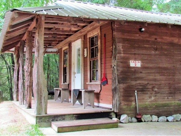 Cabin rental at Canoe & Trail Outpost