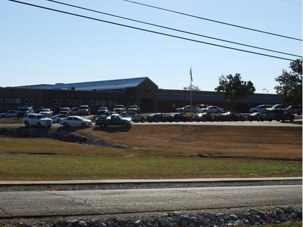 Caledonia Elementary School. Blue Ribbon standard