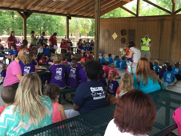 "Education about ""venomious"" snakes at the Hattiesburg Zoo"