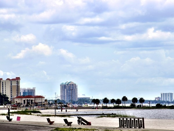 There are plenty of condos along the beautiful beaches of the MS Gulf Coast