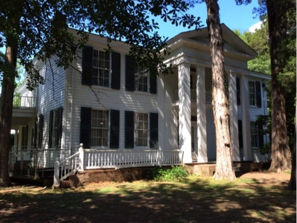 Rowan Oak, home of author William Faulkner
