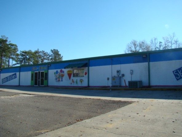 Skate Station. The perfect fun place for all you roller skaters out there. A great party place