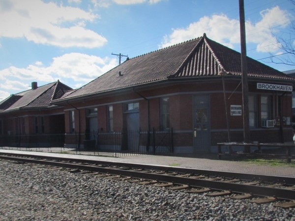 Brookhaven Depot