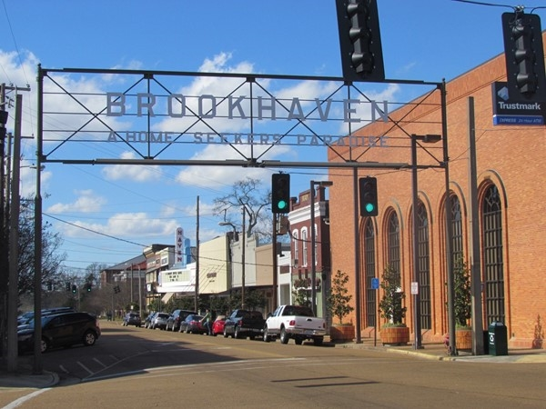 Historic Downtown Brookhaven