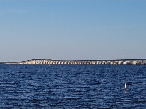 Explore the Mississippi Sound beyond the Bay Bridge