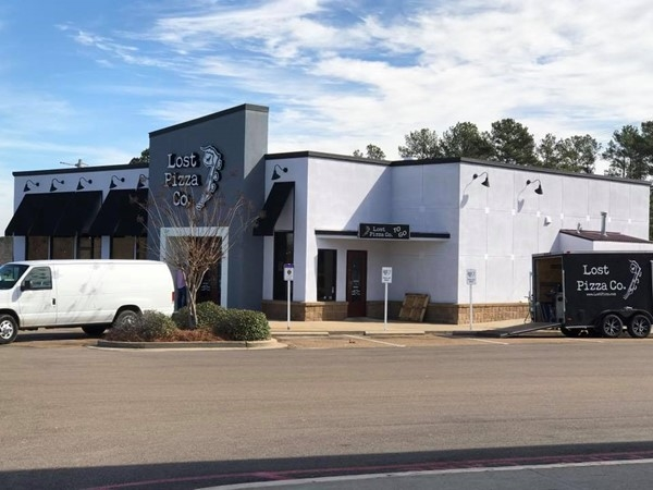 Lost Pizza Co. is coming to Flowood