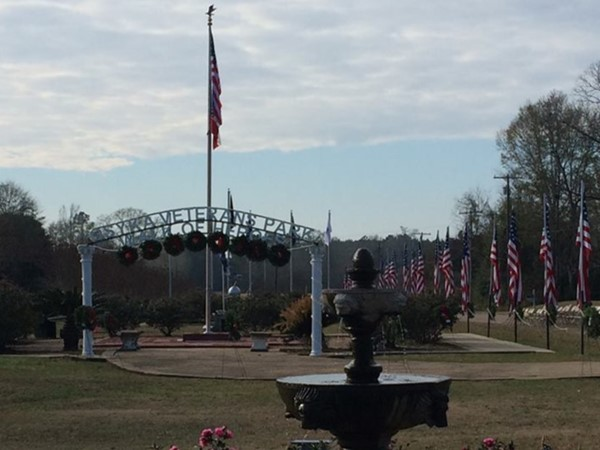 Salute our Veterans at Osyka Veterans Park & Museum