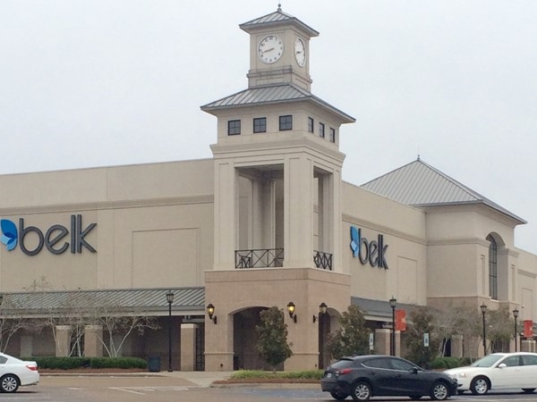 One of many stores at our gorgeous Dogwood Mall