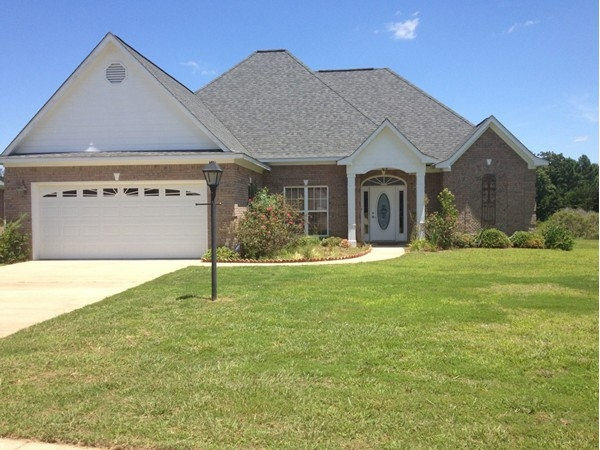 Cross creek subdivision real estate homes for sale in for Home builders in south ms