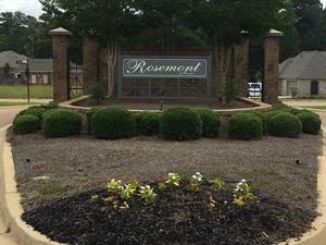 Rosemont is a beautiful neighborhood in Brandon