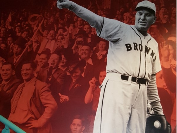 The Dizzy Dean Gallery is a can't miss exhibit at the Mississippi Sports Hall of Fame and Museum