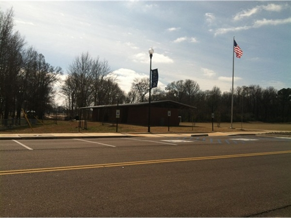 The Columbus-Lowndes Recreation Authority's North Soccer Field stands ready to rock
