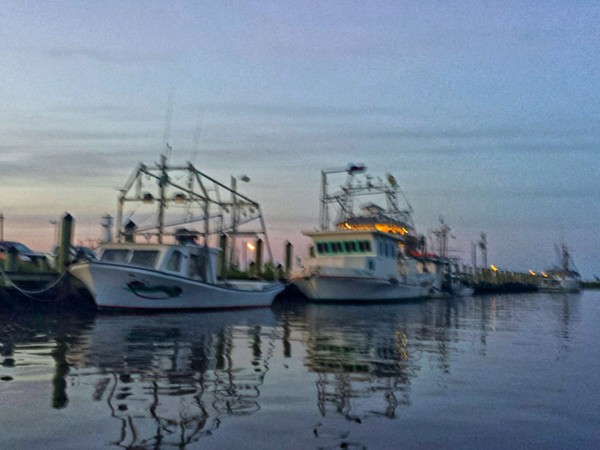 Fishing can be more than a hobby here on the Gulf Coast ... it's a way of living!