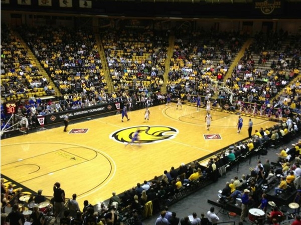 Home of the Southern Miss Golden Eagles