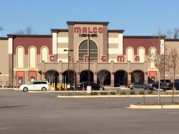 Olive Branch's new movie theater