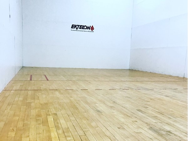The Energy Club...not just a gym. Racquetball, group exercise, swim, crossfit and more