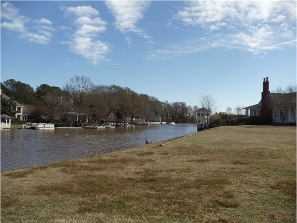 Northbay Subdivision waterfront