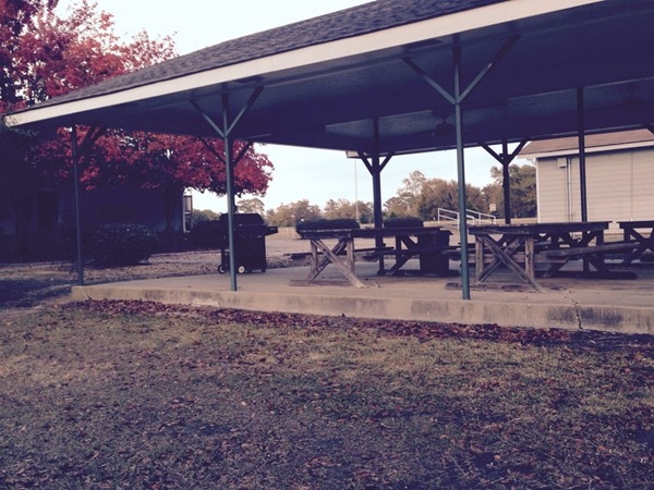 Millbrook Country Club pavilion