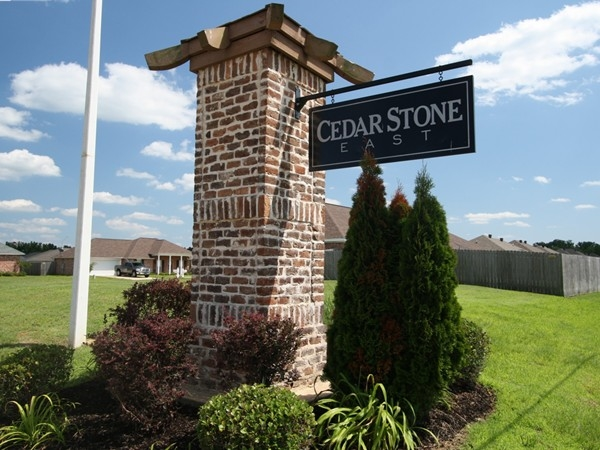 Cedar stone east subdivision real estate homes for sale for New homes in mississippi