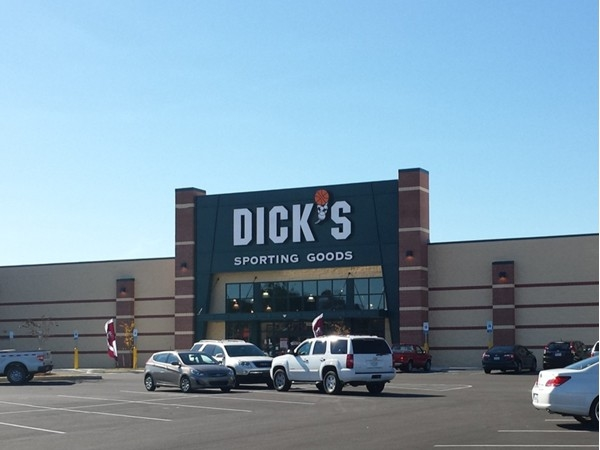 Columbus welcomes Dick's Sporting Goods