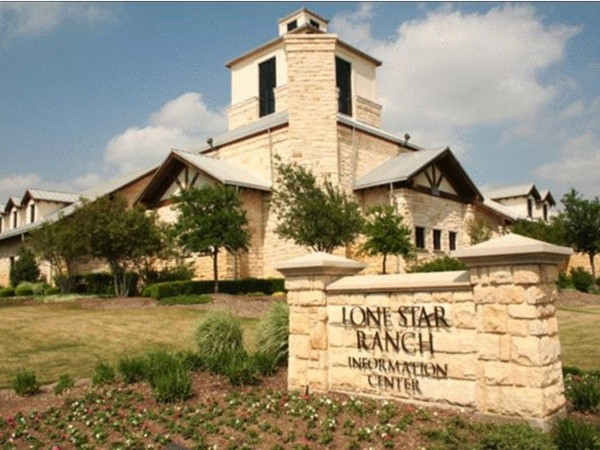 Lone Star Ranch is one of the most popular locations in Frisco and has multiple villages