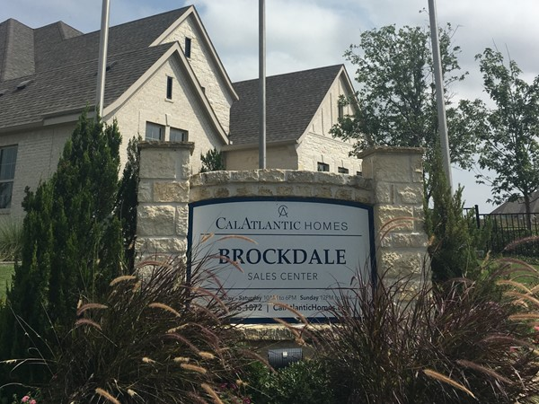 CalAtlantic builds beautiful homes in Brockdale