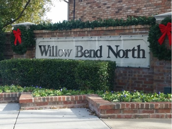 Upscale West Plano neighborhood located near Dallas North Tollway (DNT)