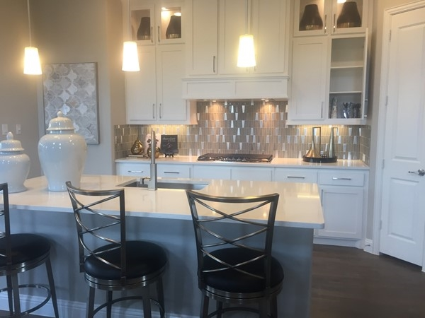One story luxury townhomes in Fairview