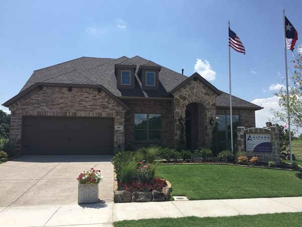 Altura Homes are one of the most affordable homes in Melissa with new construction