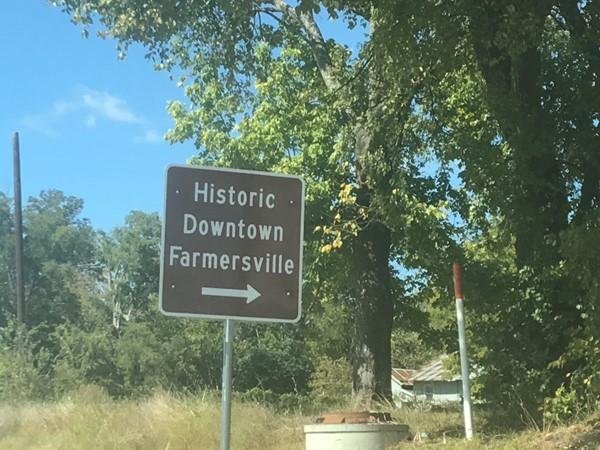 Historic Downtown Farmersville