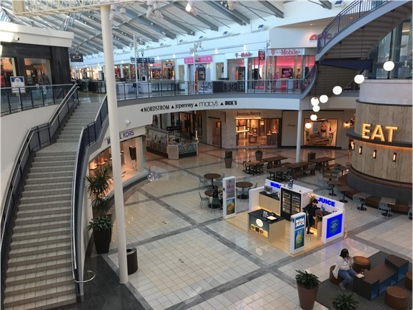 Frisco's large regional mall, Stonebriar Centre