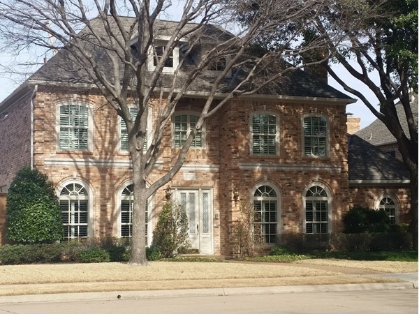 Lovely homes in established Willow Bend North