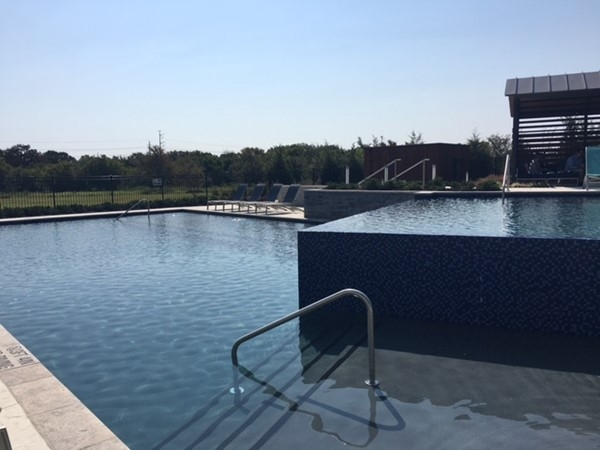 Pool at Edgestone