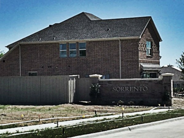 Sorrento at Stonebridge in McKinney by Meritage Homes