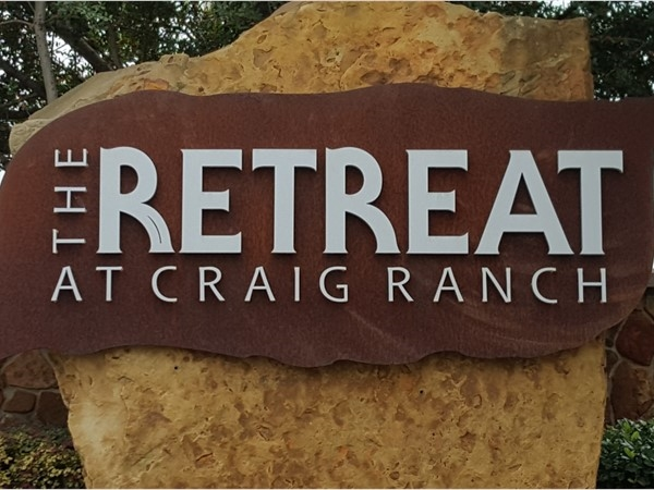Welcome to The Retreat At Craig Ranch