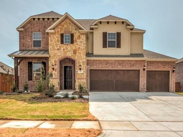 Gehan Homes offers new construction in Garland