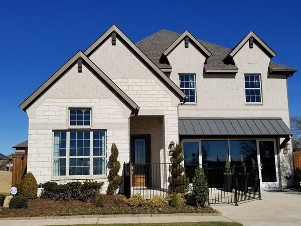 Cal Atlantic's Model Home