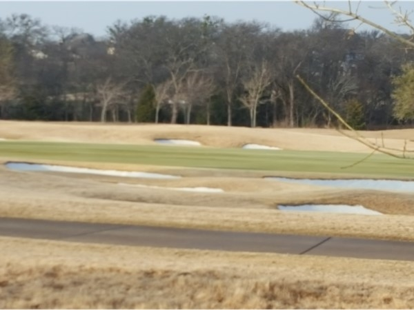 A view of the TPC Professional Golf Course from The Settlement At Craig Ranch
