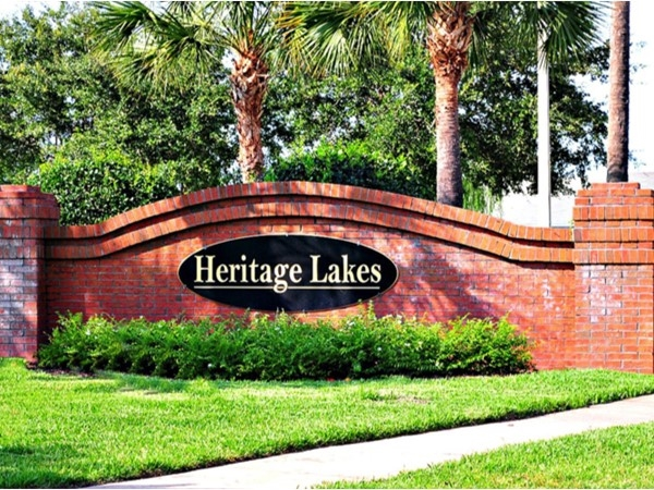 Heritage Lakes is a gated Frisco neighborhood with golf, parks, a large pool and lazy river