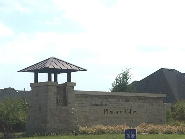 The Dominion of Pleasant Valley with swimming pool and playgrounds