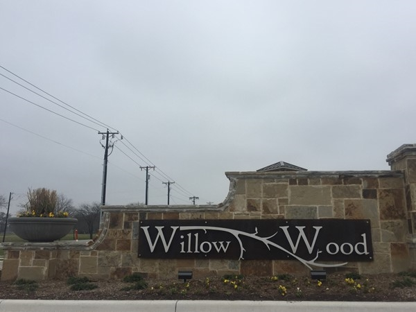 Willow Wood is McKinney with addresses in Melissa ISD