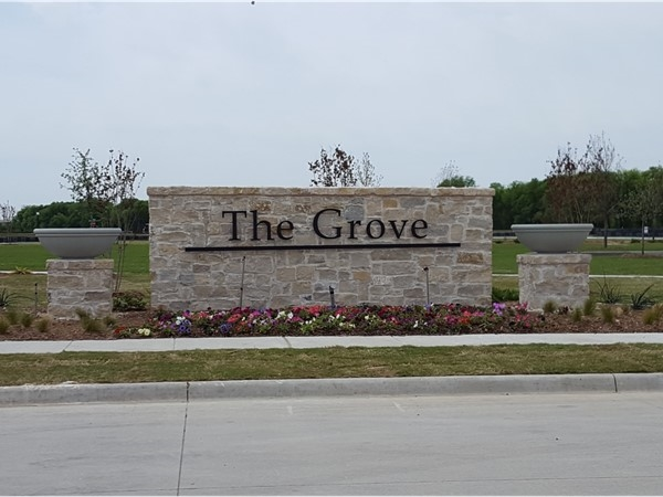 Welcome to The Grove