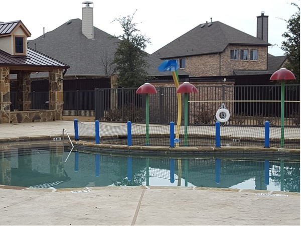 Community pool at Stonewater Crossing