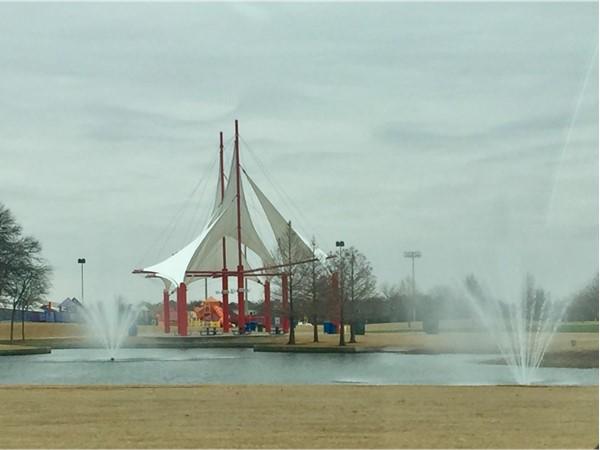 Celebration Park is near Bethany Ridge Estates
