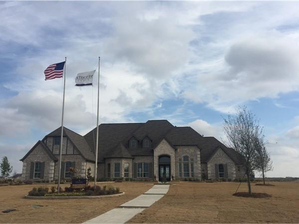 Parker Ranch Estates features luxurious Newcastle Homes