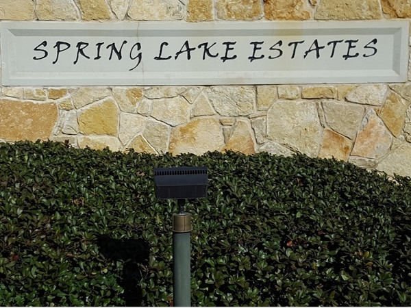 Welcome to Spring Lake Estates