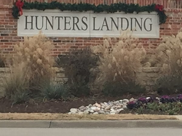 Hunters Landing in Murhpy has a low yearly HOA fee