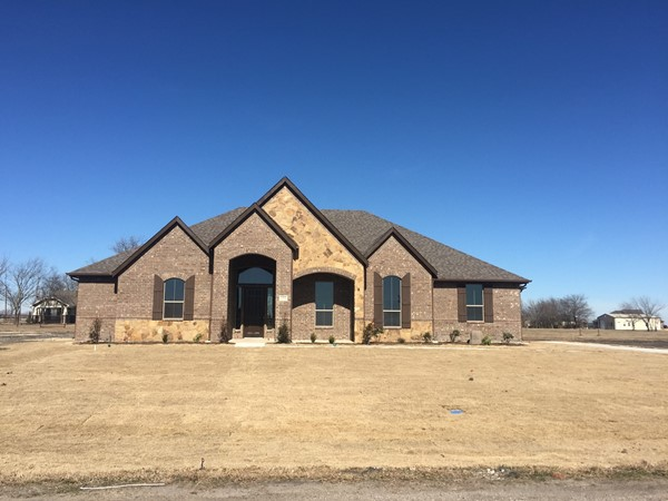 New construction homes in Royse City